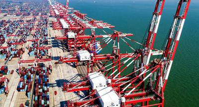 China's trade surplus reaches 115.1 bln yuan in August